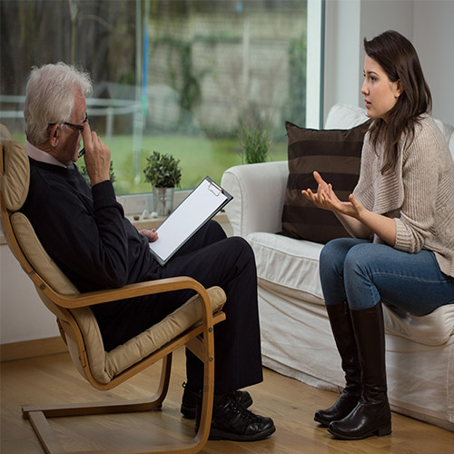 Psychiatric Counseling Services